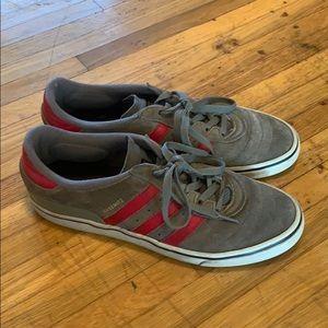 Adidas Businetz Skateboarding Shoes - Size 10.5
